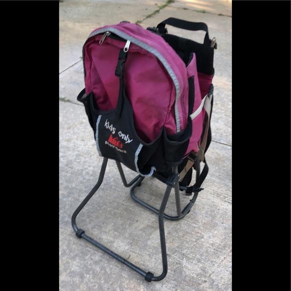 583ed51ed34 REI Piggyback Kid Carrier Backpack. M 5b257c439539f709f89a4f2f